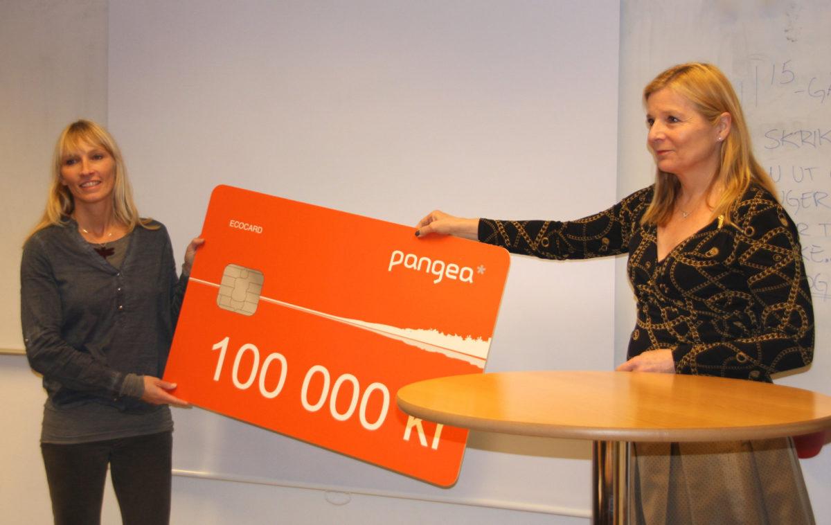 Info om Pangea Ecocard